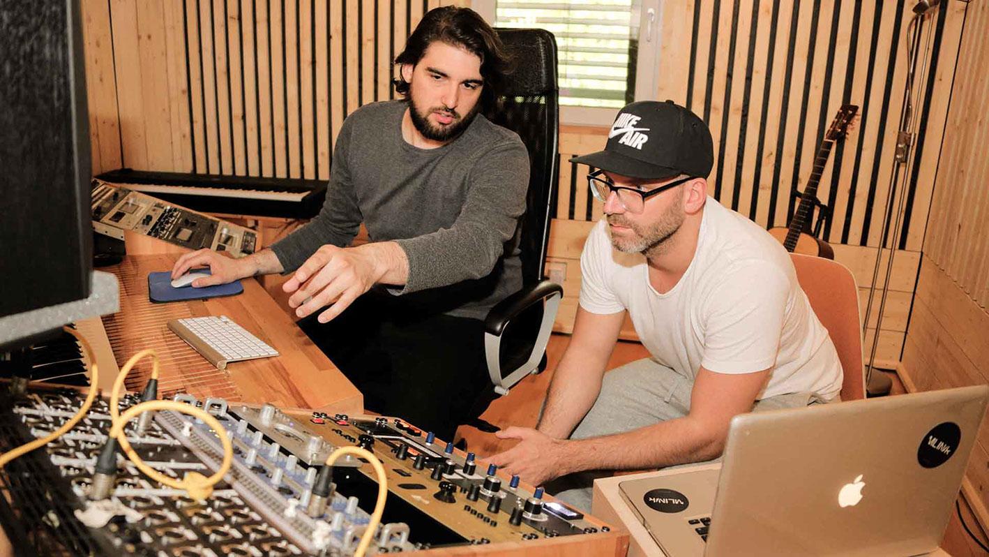 twh audioproduktion musikproduktion münchen studio