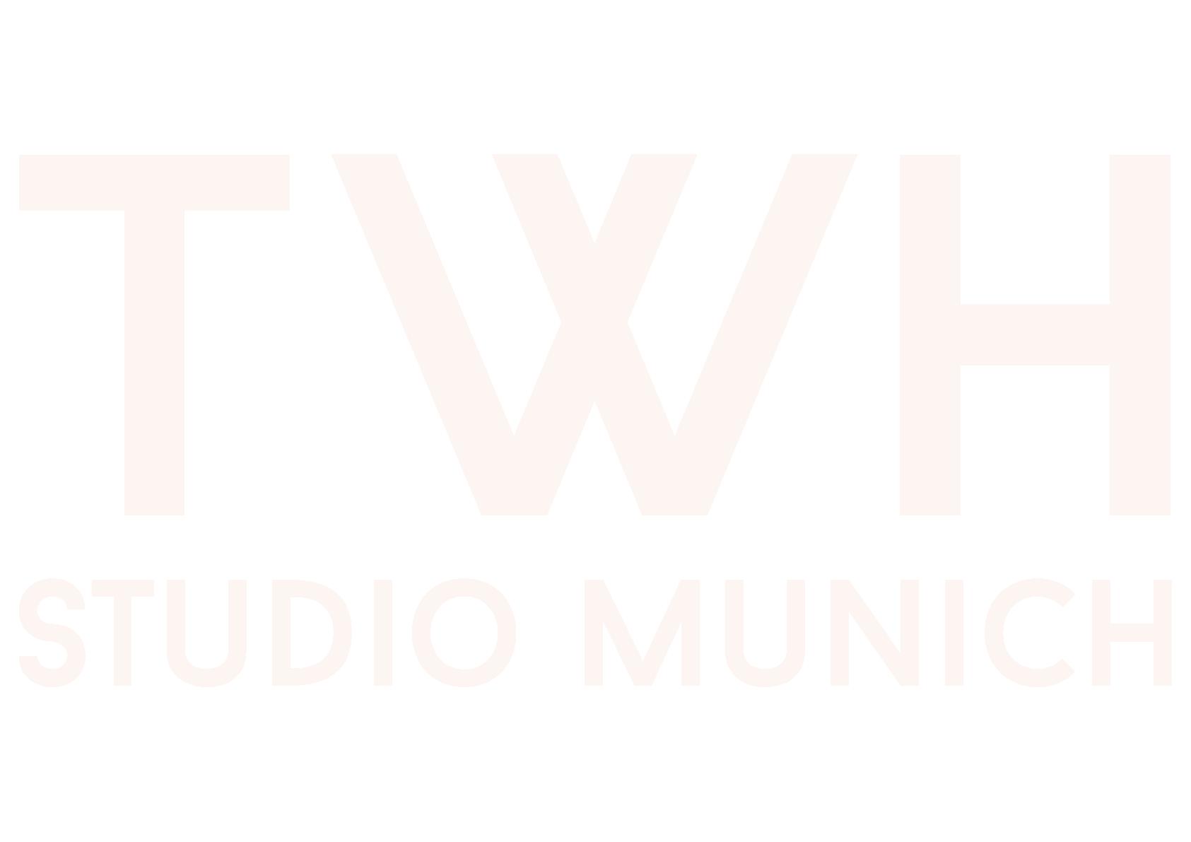 TWH tonstudio münchen logo